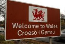 Wales / by Rebecca Williams-Evans