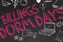Billings Dorm Days! / Billings Dorm Days are here and they could get you $1000!  Check out all the details: http://billingsbridge.com/billings-dorm-days/#  |   Follow along with #BillingsDD