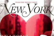 I Love New York / by Catherine Drew
