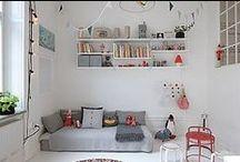 """Habitaciones Montessori / """"Cuando un niño se siente seguro de sí mismo deja de buscar aprobación en cada paso que da"""" M.Montessori  / by María Alfonso"""