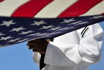 US Military & Patriotism / by Catherine Drew