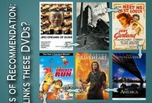Six Degrees of Recommendation / The staff is flexing thier filmography muscles to find new ways to explore our fabulous DVD collection and make recommendations.  The rules of our game were simple: ONE - only DVDs from Edwardsville; TWO - each selection must be based on something, anything from the previous DVD; and THREE - only 48 hours per choice (get that list moving!). / by Edwardsville Library
