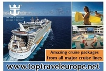 Cruise. Cruise. Cruise. :) / All the best Cruise deals from all the best Cruise companies. *Please only add Cruises & Cruise Lines* / by ✈Top Travel Europe✈ Vacations Holidays