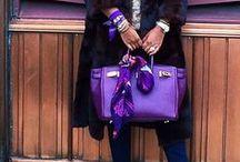Color Crush :: Purple / Purple, another effie's paper favorite. Check it out!