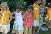spring 2013 / Our current collection of fun to wear girls clothing in terrific wash and dry fabrics.