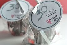 30th Birthday Ideas / The big 3-0! Plan an awesome 30th birthday party with these ideas that are full of personality and even laughs!