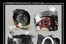 Digital Scrapbook: Supplies / by Catherine Drew