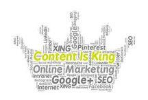 Business: Content is King