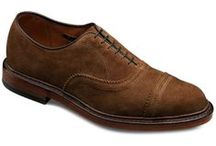 Allen Edmonds Shoes. Proudly Made in America. / by Everard's Clothing