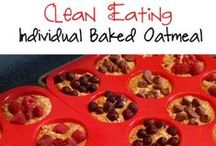 Clean Eating / Clean eating and 21 Day Fix recipes. / by Sublime Reflection