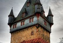 Castles! / by Wendy Boothby
