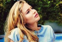 Jennifer Lawrence / Obsessed with this woman :)