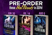 My 2014 Book Releases / by Lara Adrian