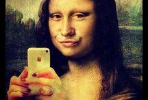 super shocking selfies. / look at me. duckface. cheese.