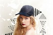 S/S 2013 Yestadt Millinery / Spring/Summer 2013 YESTADT MILLINERY  Photography by Samantha West