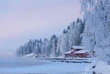 White Winterworld