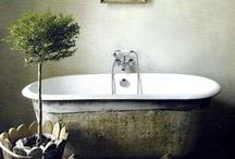 Bathroom ideas / by Samantha Fox