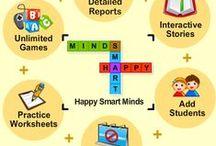 Educational Websites + Apps / Educational websites and apps for children