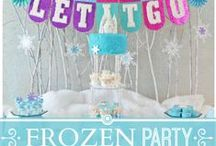 Frozen Party / by Melissa Cleary