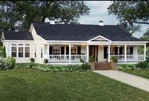 Porches & Decks & Curb Appeal / by Rebecca Williams-Evans