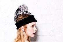 F/W 2014 Yestadt Millinery / Fall Winter Collection 2014