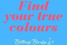 Show Your True Colours