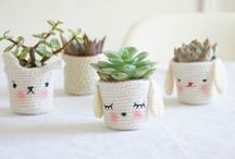 Crochet / Crochet Inspiration