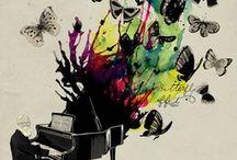 Music / by Eleeshua Bohlen