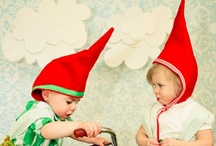 Kiddos / Games and brilliant ideas for toys, feeding, organization, clothing all for kiddos infant to toddler.   Occasionally even developmental discussions or helpful coping strategies for spirited children  / by Veronica Sage