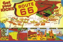 Traveling Route 66 / People, Places and Roadside Attractions on Historic Route 66