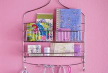 DIY Organization & Storage / Whether you're looking for simple DIY toy storage bins or trying to find detailed life organization tips/inspiration, you will find a virtually limitless selection of helpful blog posts, lists, tips, crafts, inspiration and tutorials which can be duplicated or personally tailored to meet you and your families specific organizational needs! / by Christa Dunn