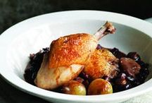 Chicken Recipes We Love / Chicken... it's what's for dinner! Get our favorite chicken recipes.