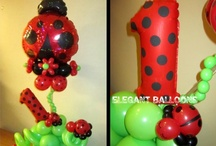Elegant Balloons / unique balloon decor for all events! / by Anne McGovern