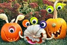 Halloween & Fall Stuff / by Kathy Fulkerson