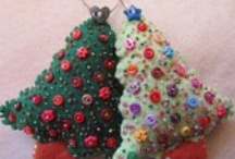 Christmas crafting / by Beth Trask