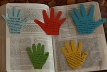 Crafts for God's Kids / Helping kids grow in their faith Sunday School Children's Church / by Beth Trask
