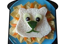 Lunch Recipes / It's noon and we're starving! Here are our favorite foods for lunch that you and your kids will love.