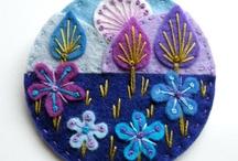 Felt crafts / by Beth Trask