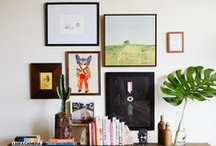 Gallery Wall / by Ivory and Beau