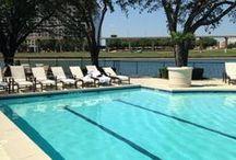 Omni Mandalay Hotel at Las Colinas Weddings/Events, Irving, TX. / Dallas Fort Worth Wedding Venue  http://www.omnihotels.com/FindAHotel/DallasMandalay.aspx / by Omni Hotels & Resorts