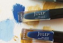 Feeling Blue / All shades of blue / by Julep