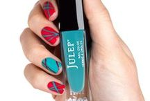 Julep Nail Art / A collection of Julep nail looks and tutorials. See more at http://www.julep.com/blog/