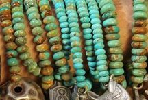 Beads - gemstones / by Beth Trask