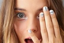White Hot / Everything is gonna be all white...including these bright white manis! Chiiiiiic. / by Julep