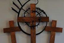 Crosses / by Beth Trask