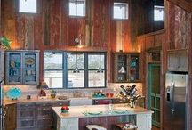 The Kitchen&Dinning Room / by Courtney Keyser