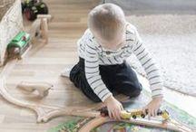 Lastenhuone / Ihastuttavia lastenhuoneita Älvsbytaloissa.