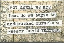Quotes / by Amanda Carew