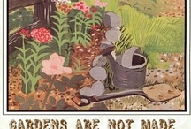 Gardening / by Nora Sousley Greenwade