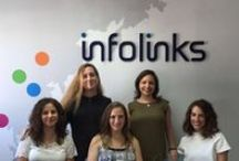 @ The Office / I'ts never boring at Infolinks! - get a glimpse of our office life.